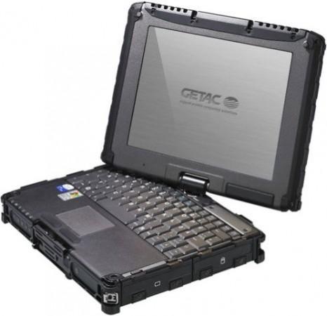 Getac V100 – сверхпрочный ноутбук