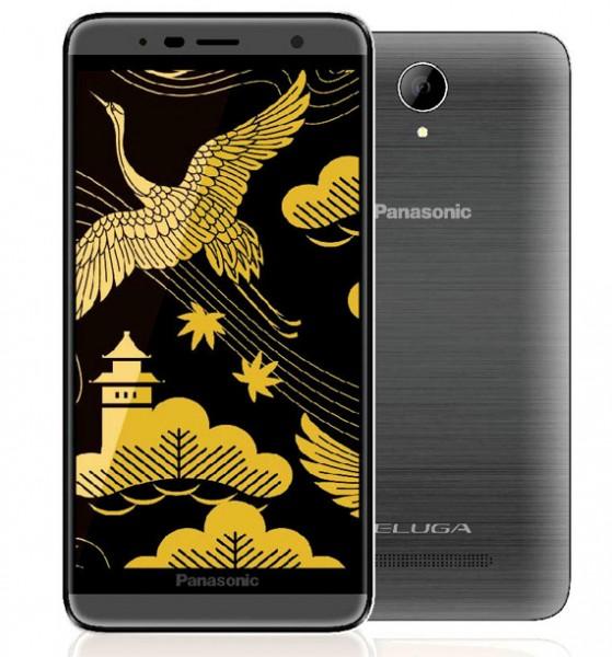 Panasonic Eluga Pure — доступный смартфон с фронтальной камерой на 8 МП