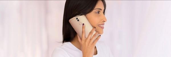 Micromax Dual 5 — смартфон с тремя камерами на 13 МП
