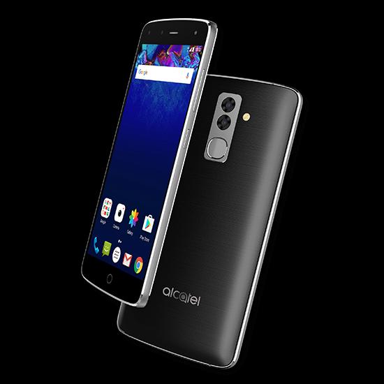 Alcatel Flash — смартфон с 4 камерами
