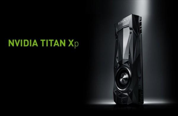 NVIDIA TITAN Xp — самая мощная в мире видеокарта