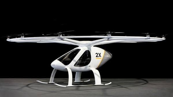 e-volo Volocopter 2X — воздушное такси