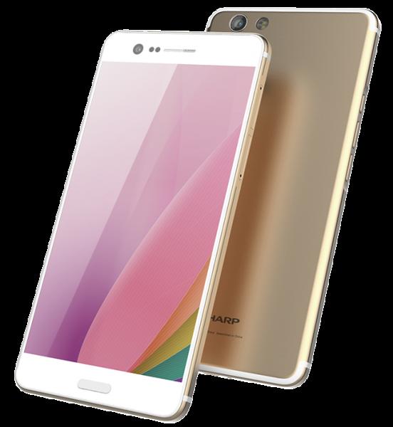 Sharp Z3 — мощный смартфон с отличным экраном