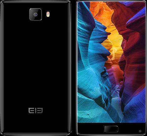 Стали известны характеристики «безрамочного» смартфона Elephone S8