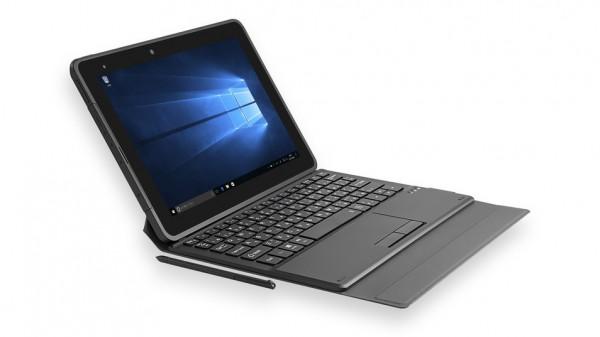 ECS LIVA TE10EA3 — большой планшет с IPS-экраном и защитой от воды