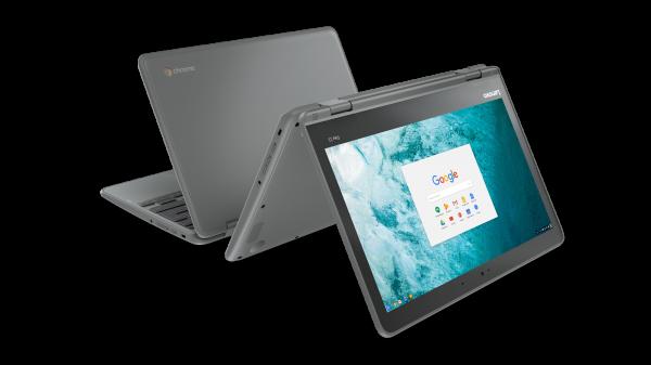Lenovo представила трансформер на базе Chrome OS