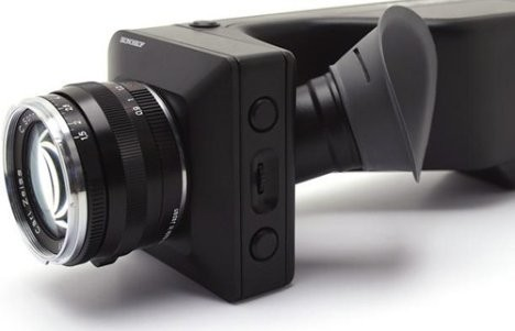 Цифровая HD-видеокамера Ikonoskop