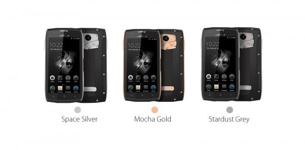Blackview BV7000 — упрощенная версия «неубиваемого» смартфона BV7000 Pro