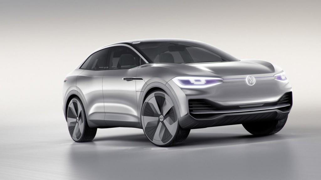 VW дополнил линейку концепт-каров I.D. кроссовером I. D. Crozz