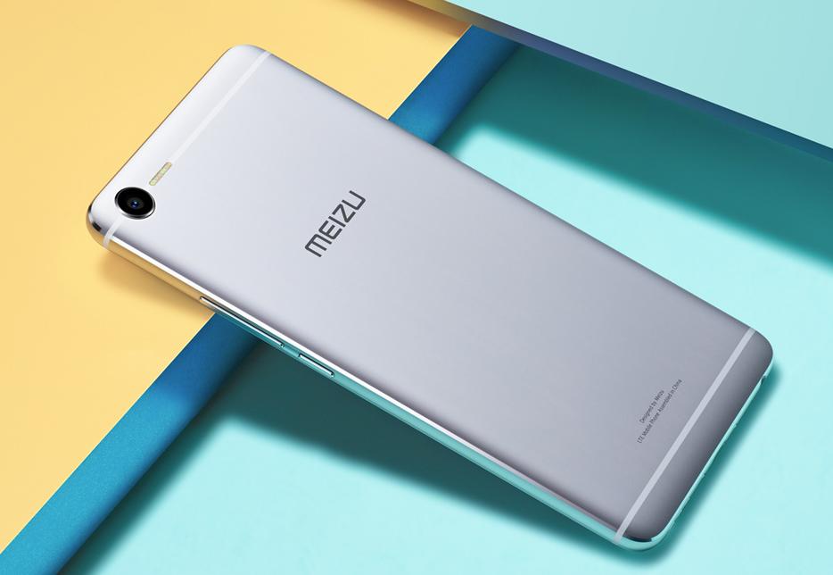 Meizu E2— новый смартфон под управлением ОС YunOS