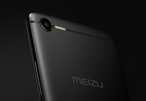 Meizu E2 — производительный смартфон с 2-цветной вспышкой и 4G VoLTE