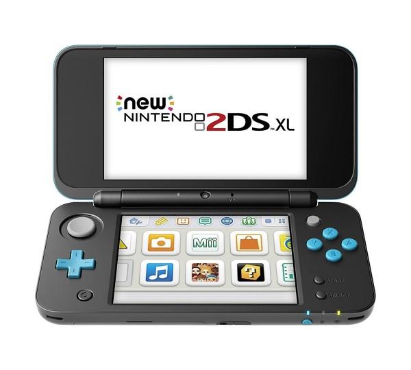 Nintendo представила игровую приставку 2DS XL
