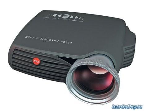 Цифровой проектор Leica Pradovit D-1200