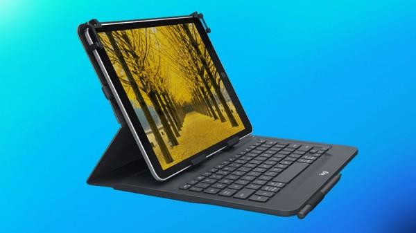 Logitech Universal Folio — чехол-клавиатура для планшетных ПК