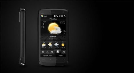 HTC Touch HD – новый конкурент iPhone
