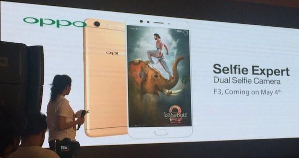 В сеть утекли спецификации и снимки Oppo F3