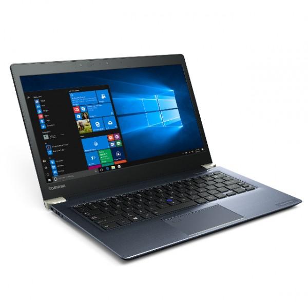 Ноутбук Toshiba Portege X30 Ultraportable работает 18 часов без подзарядки