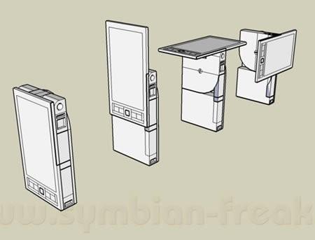 Концепт Nokia N-XT – идеальное представление об N-серии