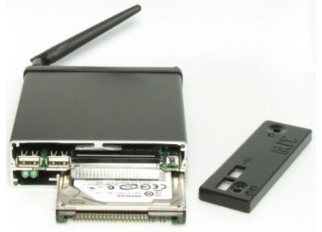 Малогабаритный компьютер CompuLab Fit-PC Slim