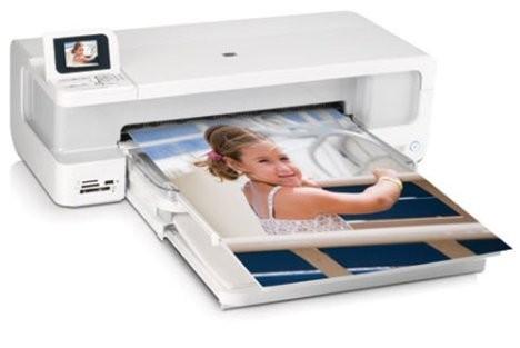 Новый фотопринтер HP B8550