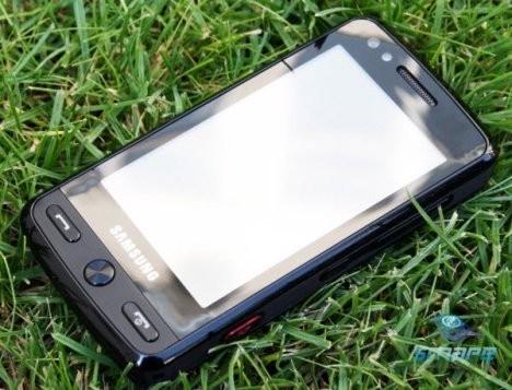 8-мегапиксельный телефон Samsung Bresson