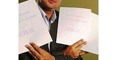 «Стираемая» бумага от Xerox