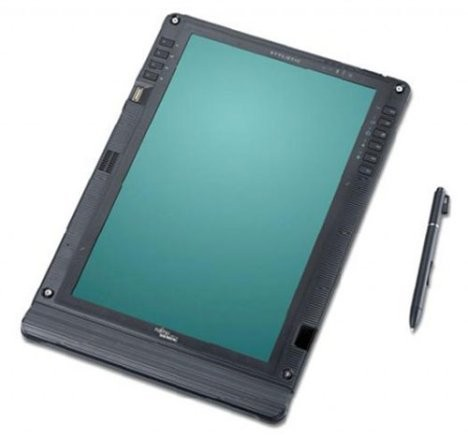 Stylistic ST6012 – новый Tablet PC от Fujitsu