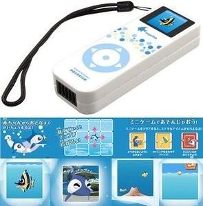Карманный аквариум от Sega Toys