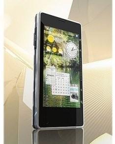 Emblaze Edelweiss – еще один сенсорный телефон