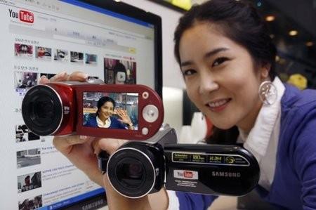 Новая видеокамера Samsung VM-MX25E UCC