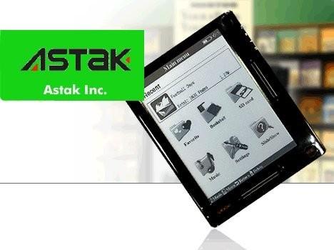 Astak EZ Reader – еще одна электронная книга