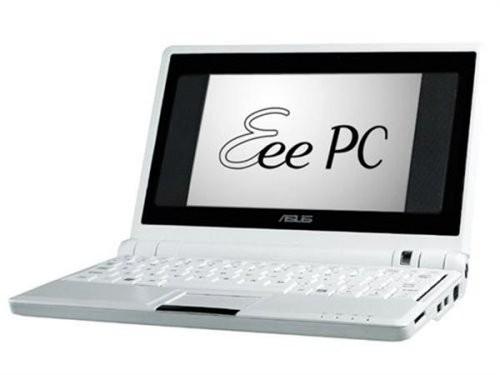 EeePC планируется выпускать с тачпадом