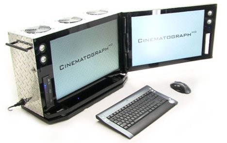 CinematographHD – компьютер для видеомонтажа