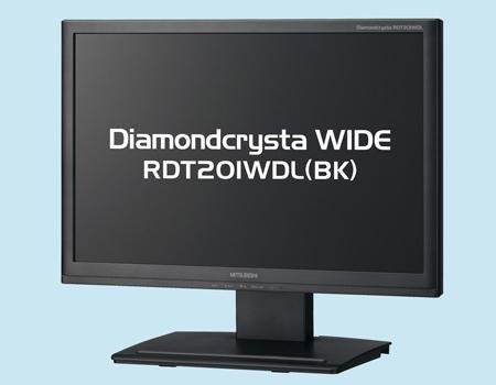 Mitsubishi WIDE LCD – USB-монитор