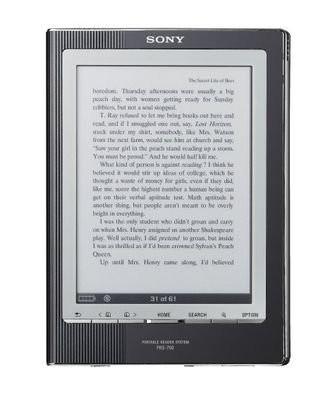 Sony PRS-700 – электронная книга