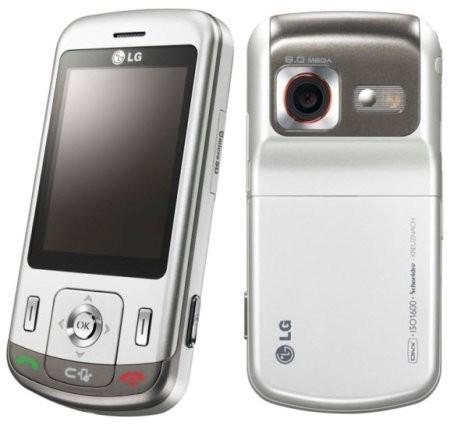 Новый телефон LG KC780 Portrait Phone