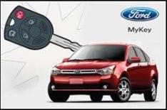 Ford MyKey - технология для родителей