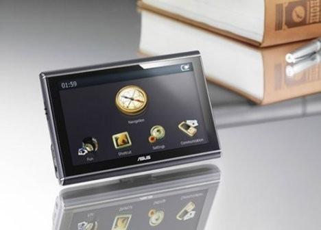 Портативное навигационное устройство Asus R710