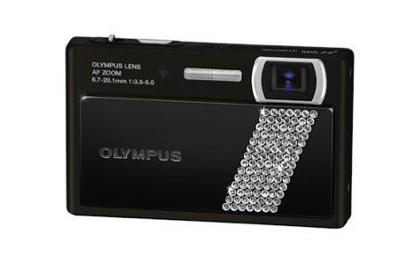Olympus Mju 1040 – цифровик с кристаллами Swarovski