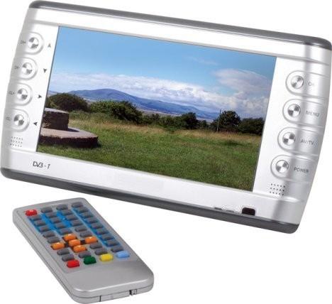 Портативный ЖК-телевизор от Maplin