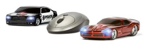 Беспроводная мышь для автолюбителей