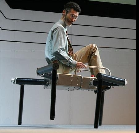 Ходячий стул