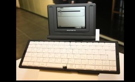 Pomera DM10 – электронная записная книжка с полноценной клавиатурой