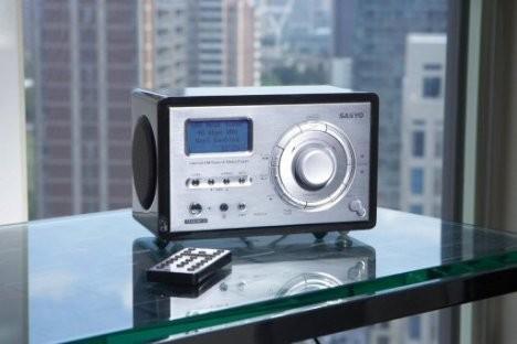 Интернет-радиоприемник Sanyo Internet Radio R227