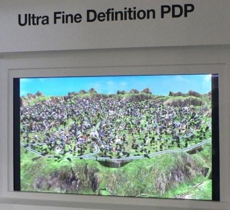63-дюймовый плазменный дисплей от Samsung