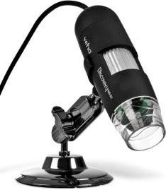 Fancy Veho – USB-микроскоп с 2 Гб встроенной памяти