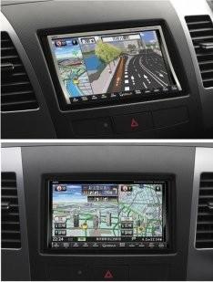 Навигационная система Sanyo Gorilla NVA-GS1580FT