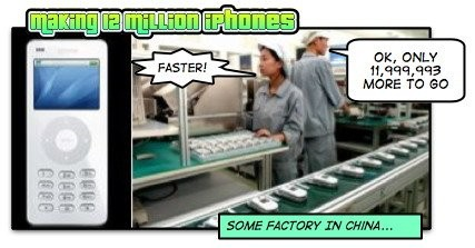 Компания Hon Hai выиграла контракт на производство Macbooks!