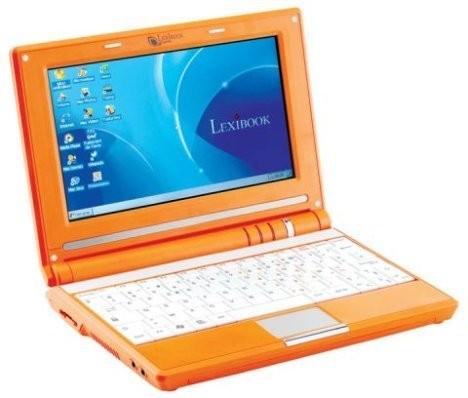 Lexibook Laptop – нетбук для начинающих