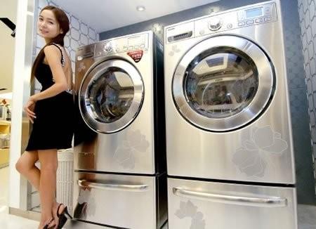 Великан среди стиральных машин